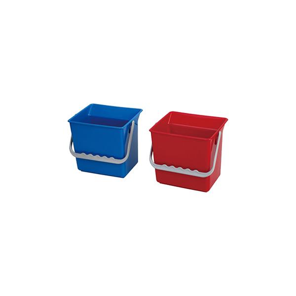 Double Bucket Refill (merah & biru)