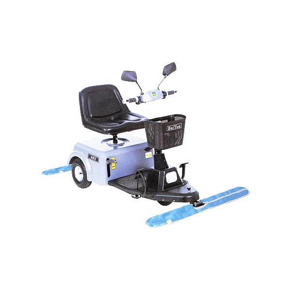 Buffalo Electric Dust Cart
